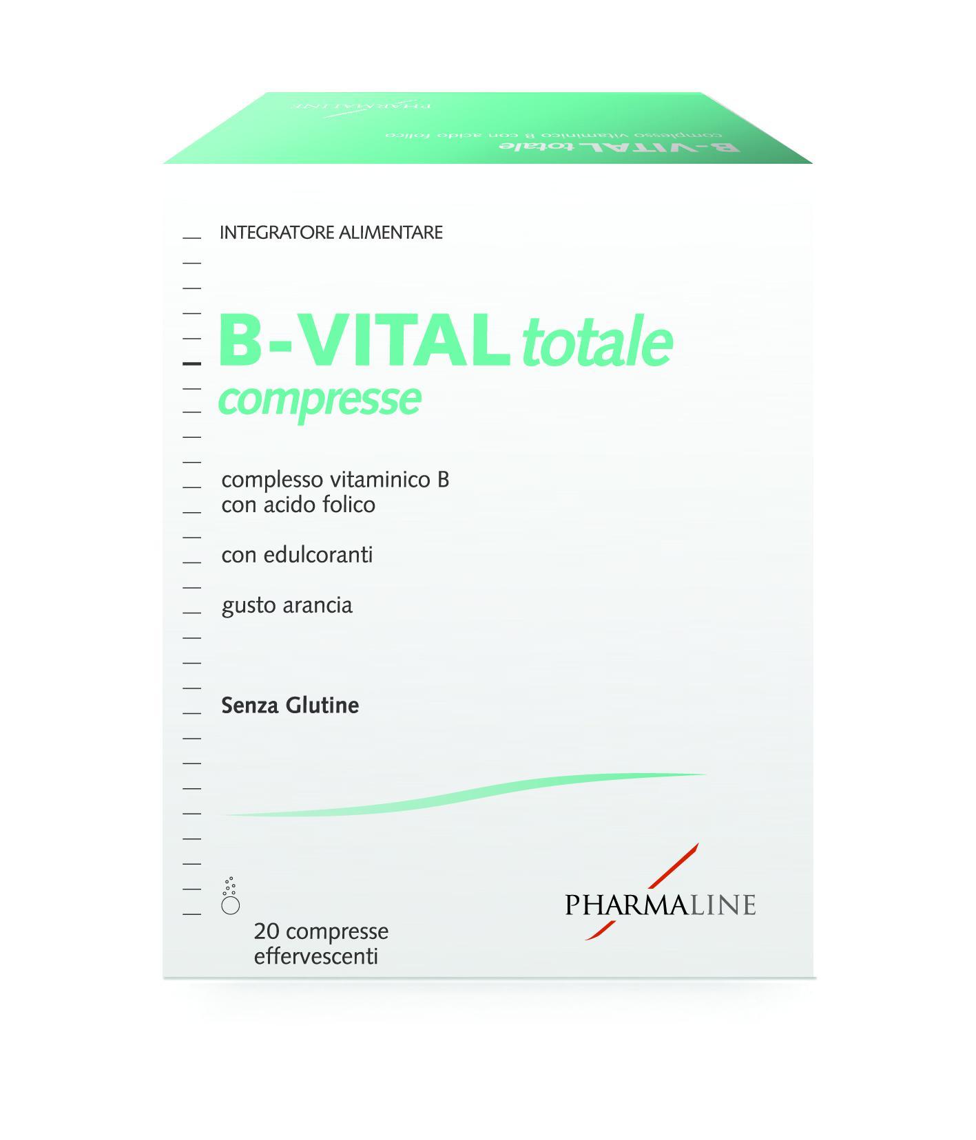 B-VITAL TOTALE Compresse  Effervescenti - Compresse Rivestite