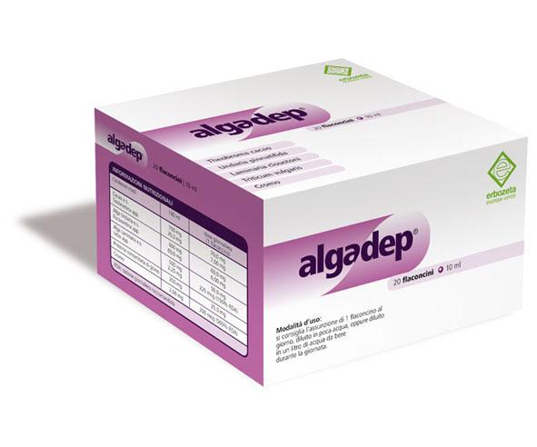 ALGADEP® • 20 Flaconcini 10 ml