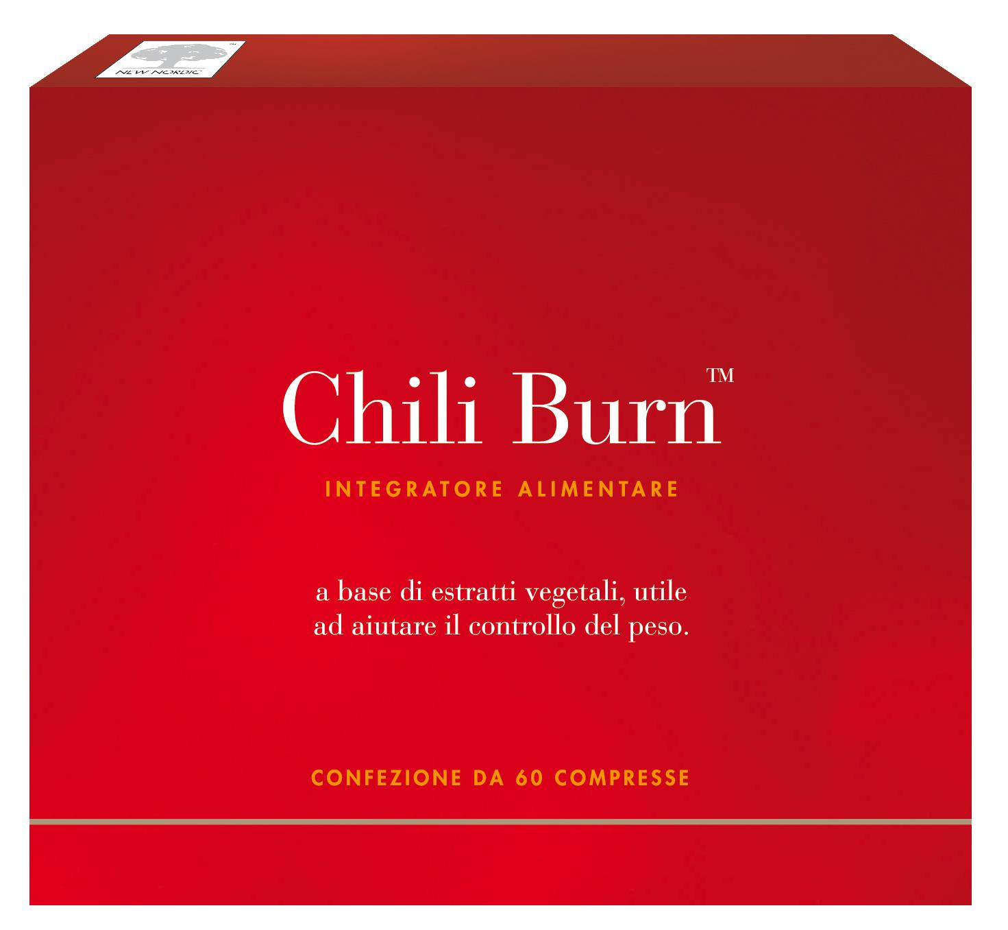 Chili Burn 60 / 120 compresse