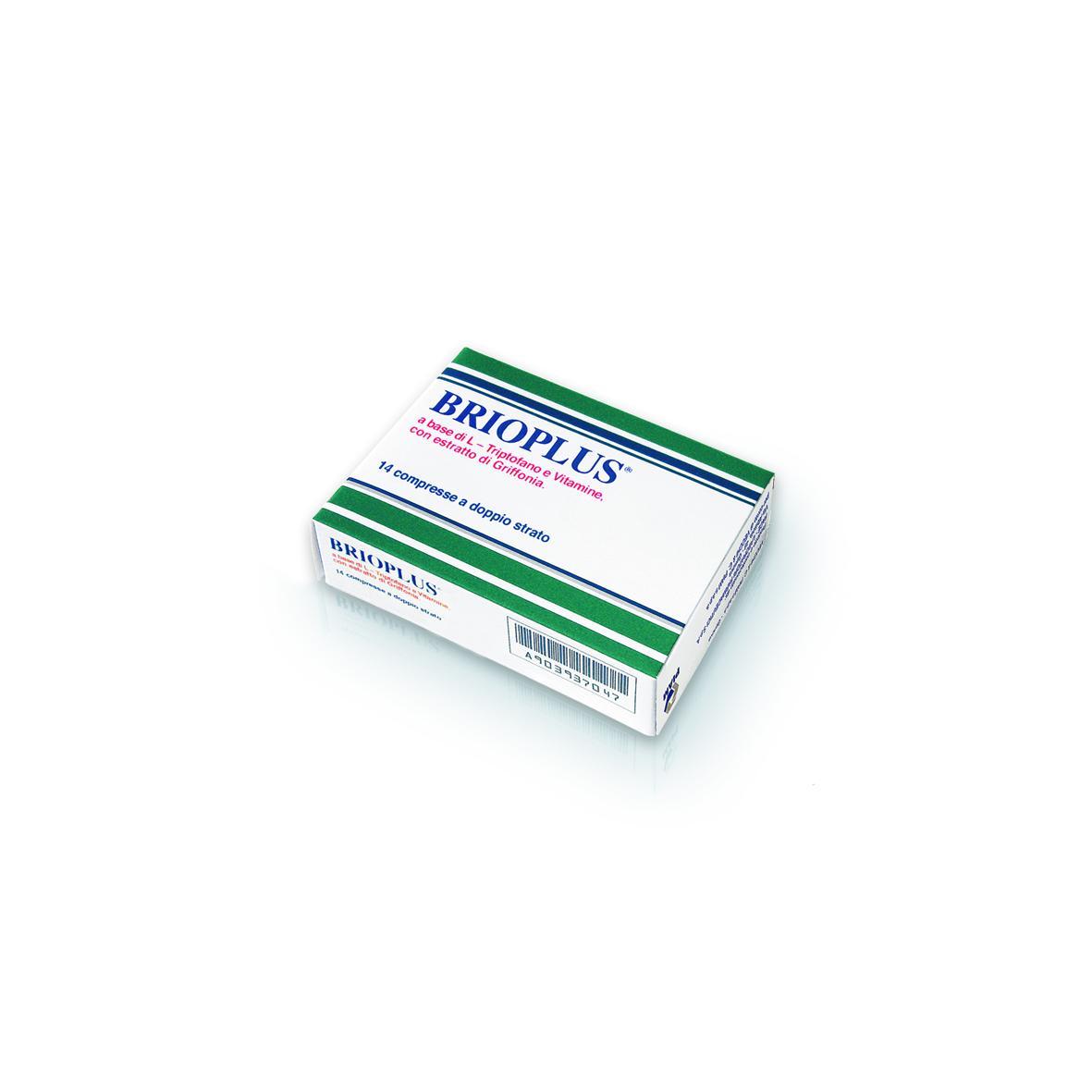 BRIOPLUS® 14 compresse a doppio strato