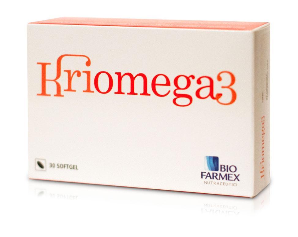 KRIOMEGA 3 - 30 SOFTGEL