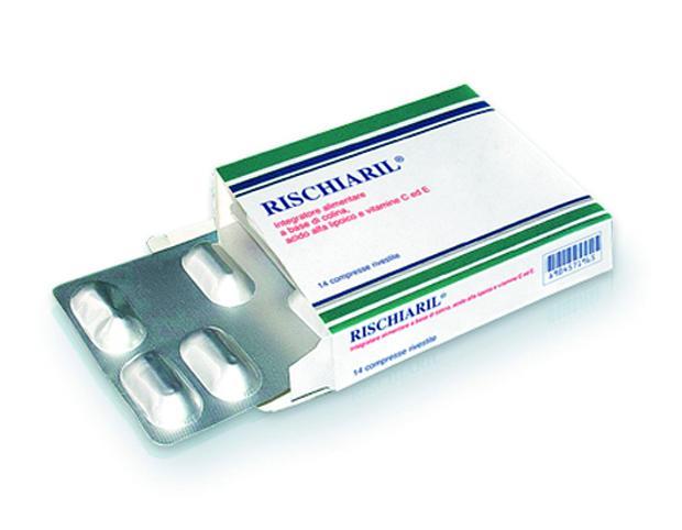 RISCHIARIL® 14 compresse rivestite