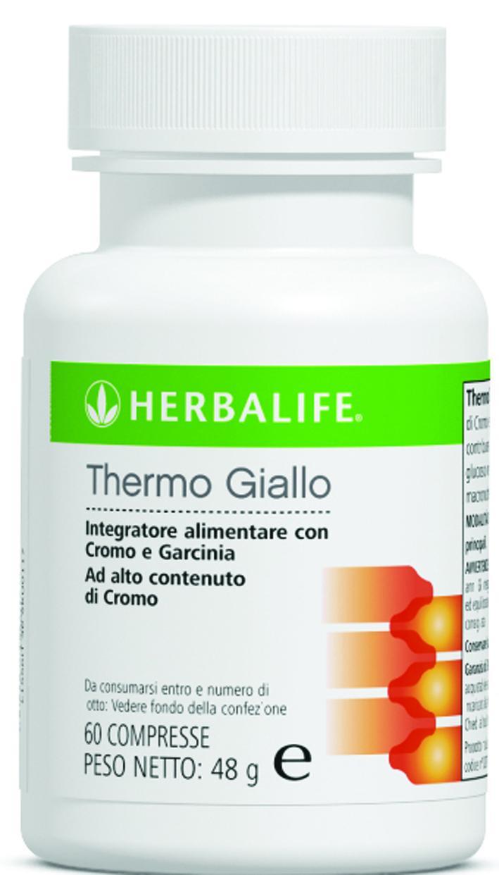 THERMO GIALLO - HERBALIFE