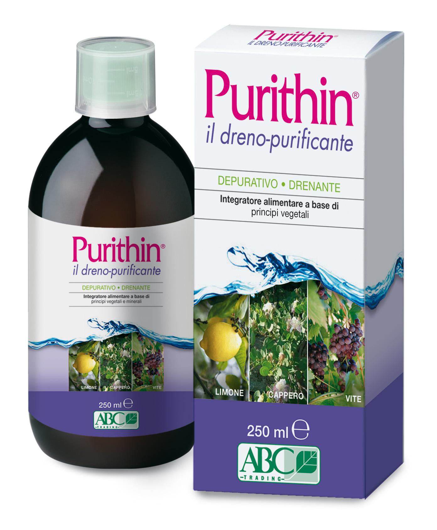 PURITHIN® il drenopurificante 250 ML