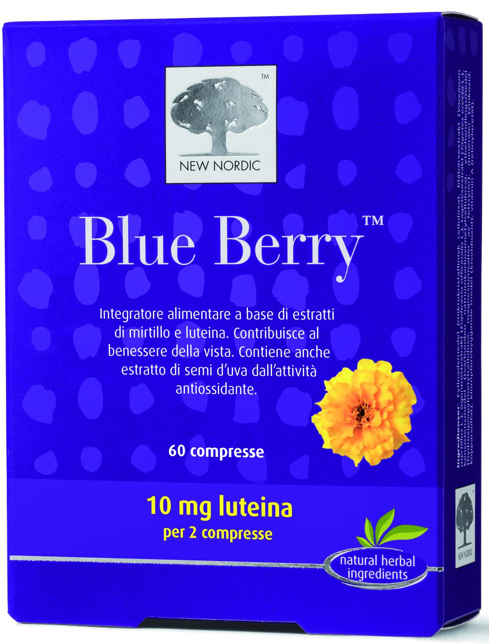 BLUE BERRY™ • 60/120 compresse