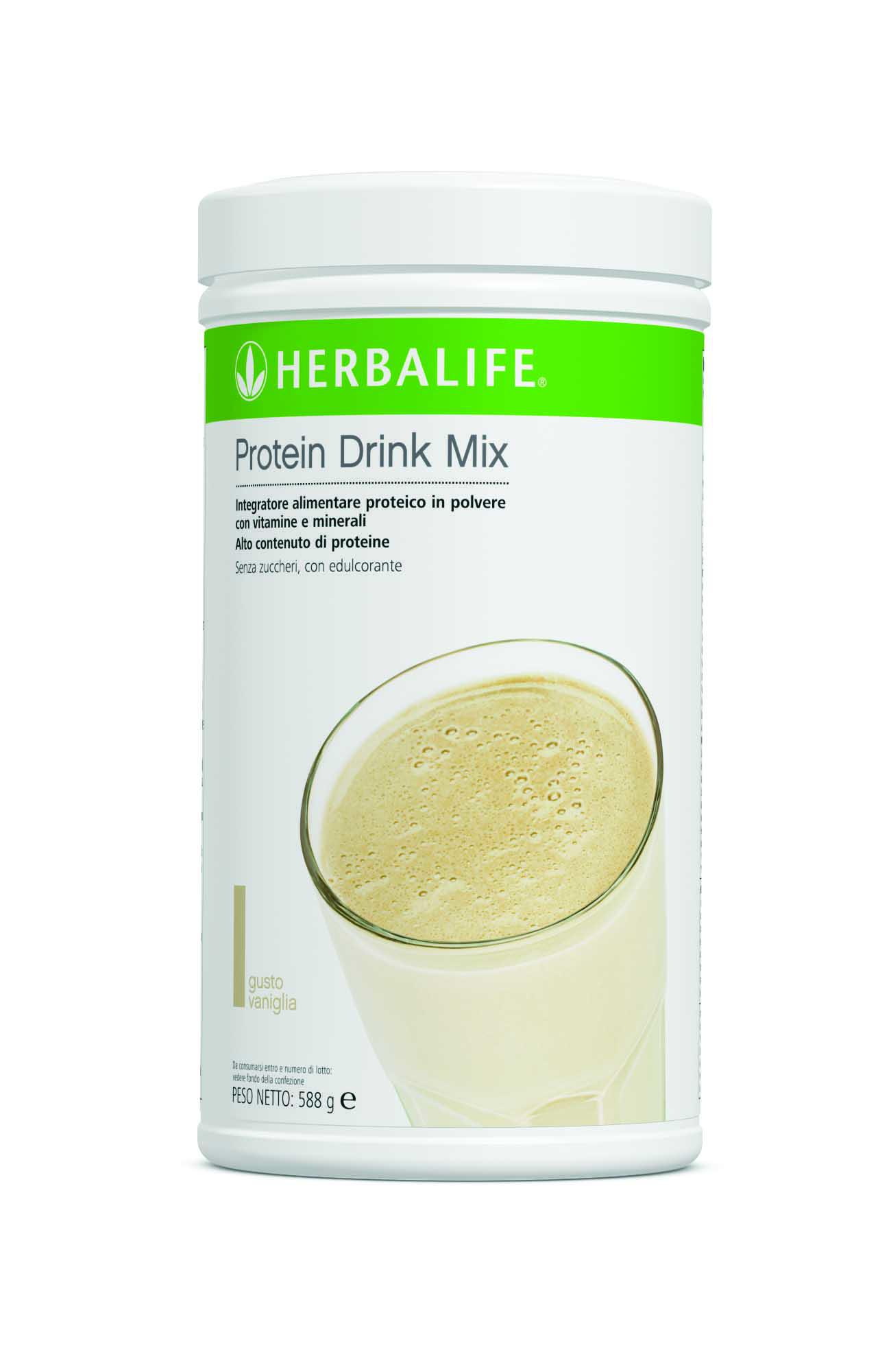 PROTEIN DRINK MIX - HERBALIFE