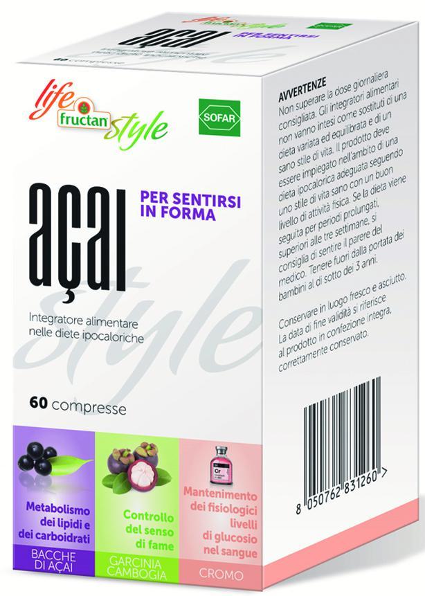ACAI 60 compresse