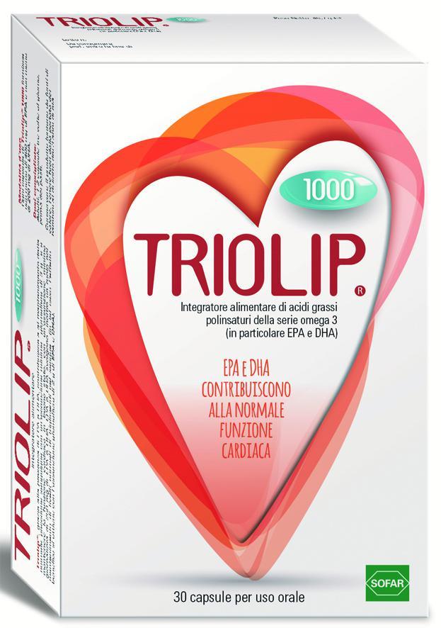 TRIOLIP 1000 • 30 Capsule da 1000 mg