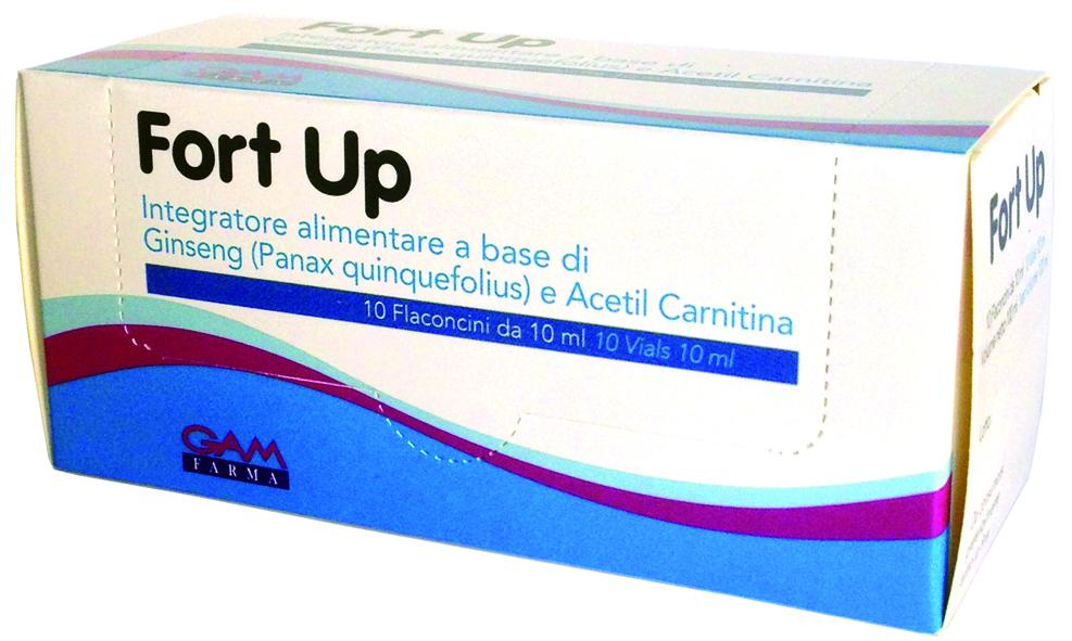 FORT UP- 10 FLAC. 10 ML