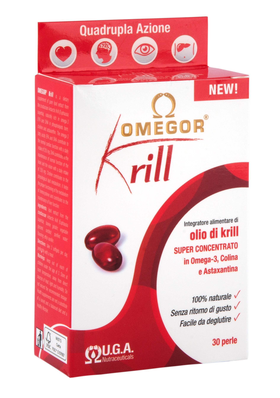 Omegor Krill  • 30/60 capsule molli