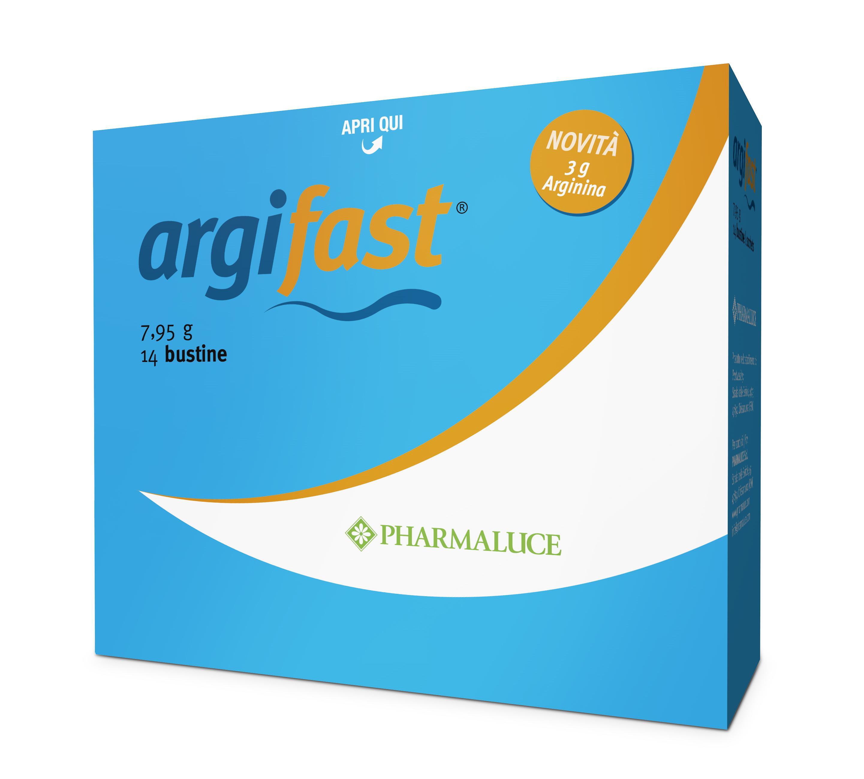 ARGIFAST® 14 bustine da 7,95 g