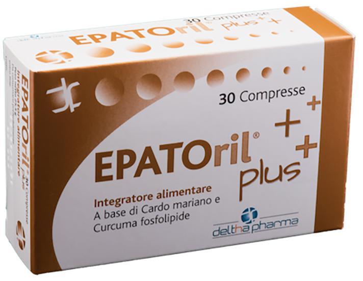 EPATOril plus 30 Compresse