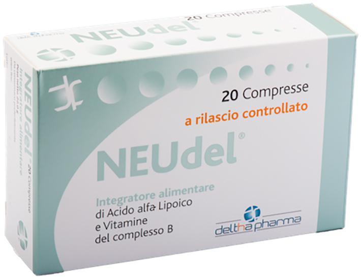 NEUdel 20 Compresse a rilascio controllato