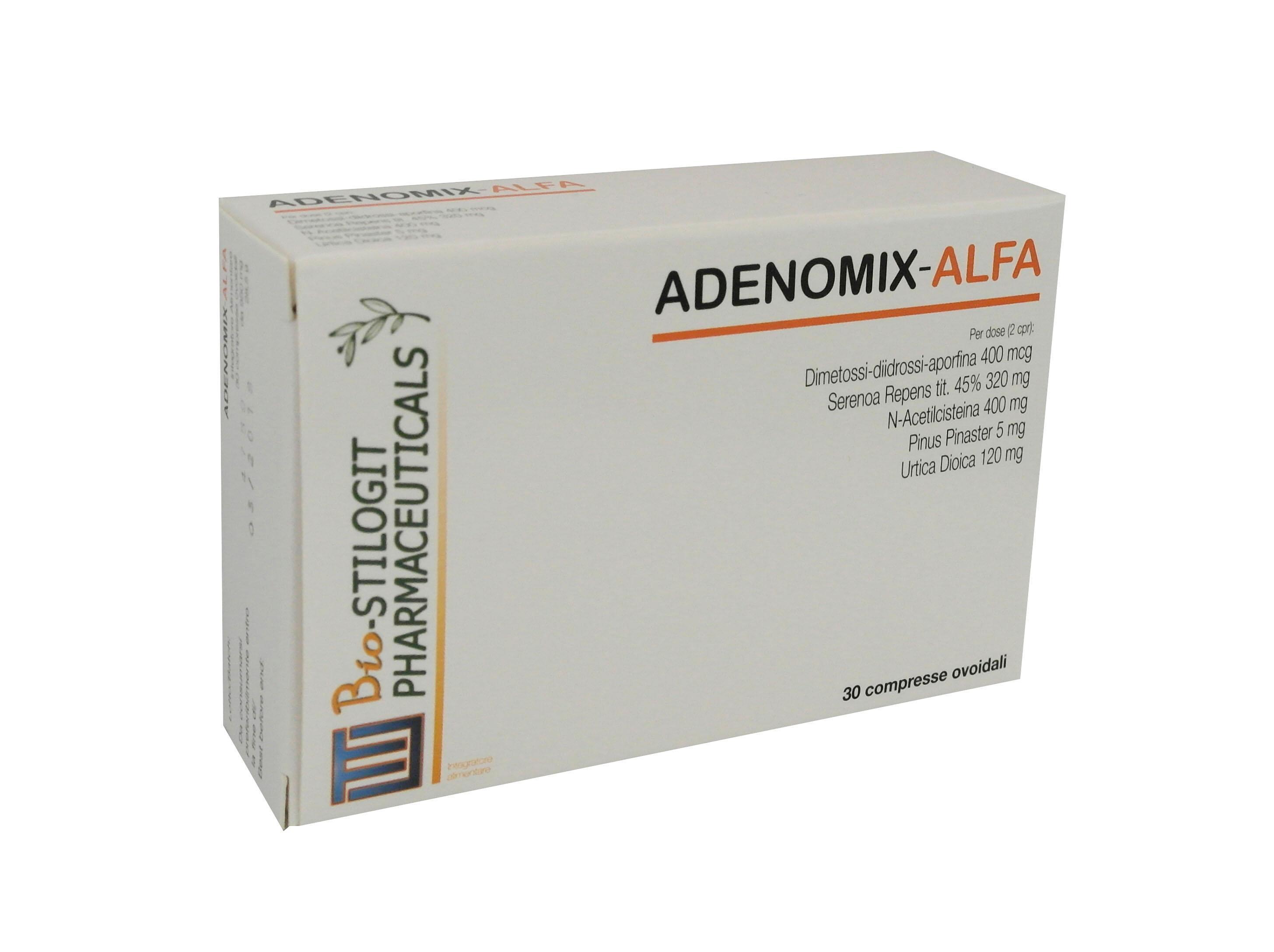 ADENOMIX-ALFA - 15 cpr