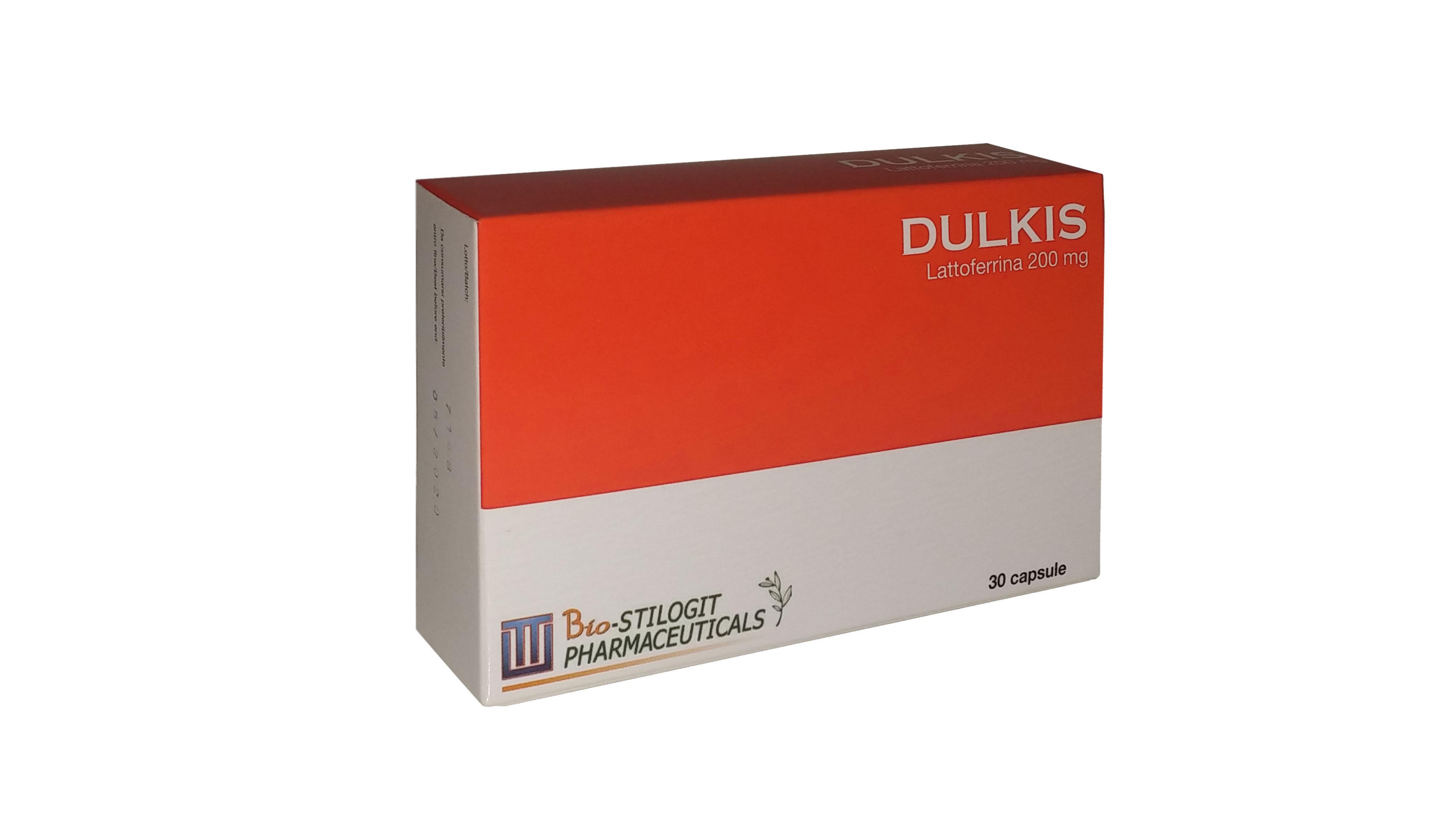 DULKIS - 30 cps