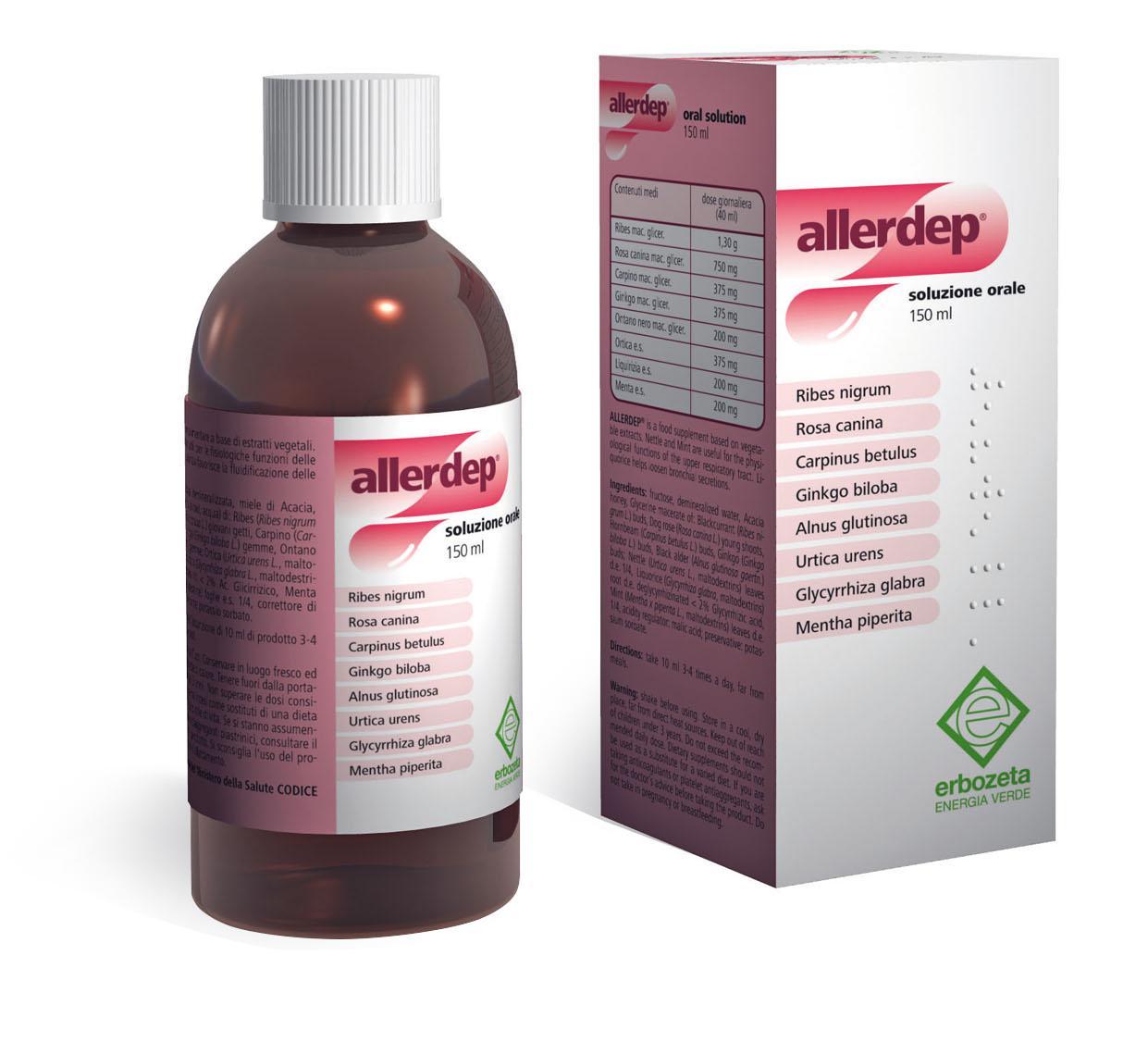 ALLERDEP® 150 ml