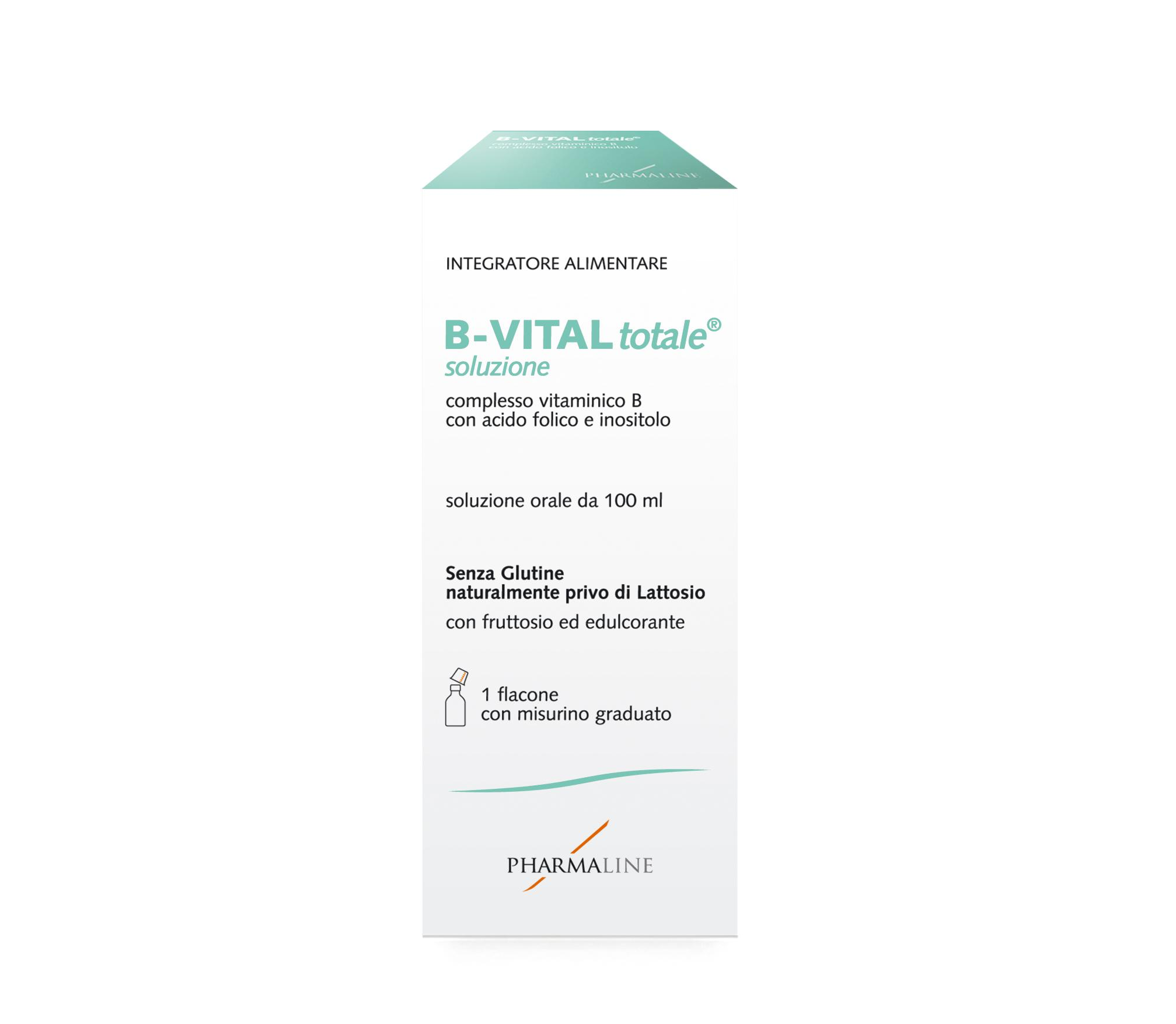 B-VITAL TOTALE SOLUZIONE ORALE