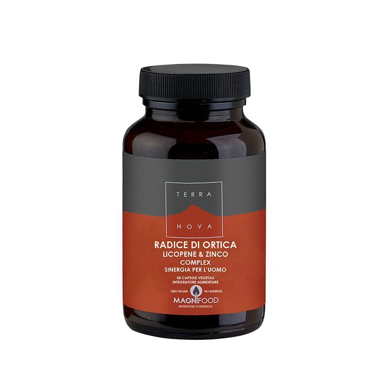 Radice di ortica, Licopene e Zinco Complex  - Sinergia per l'uomo