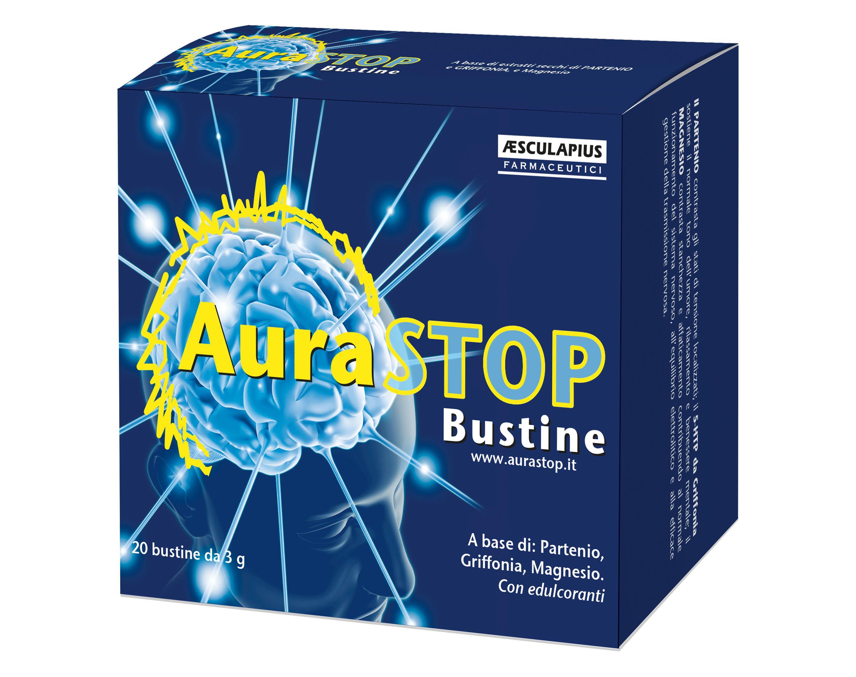 AURASTOP Bustine