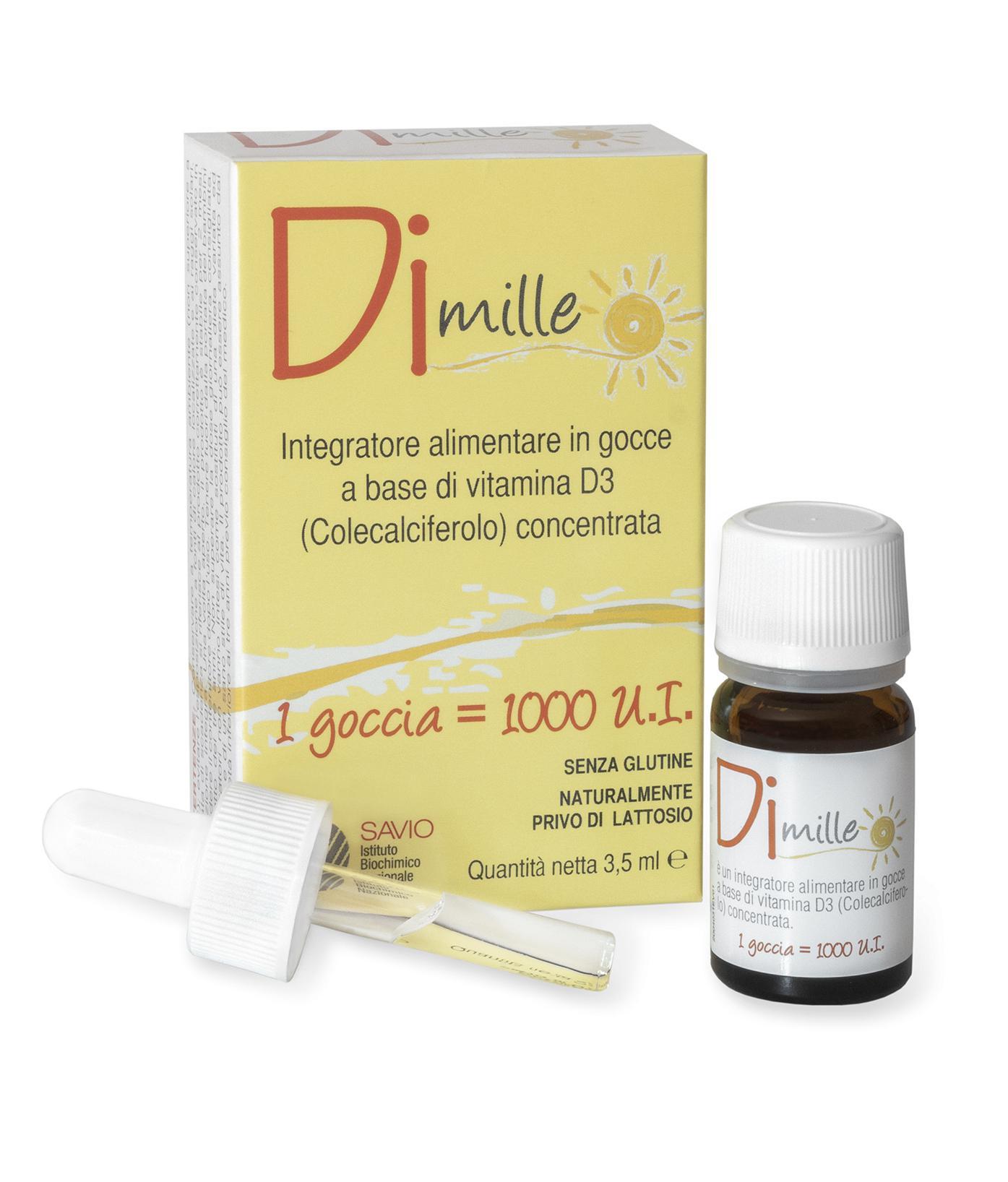 DIMILLE_Colecalciferolo