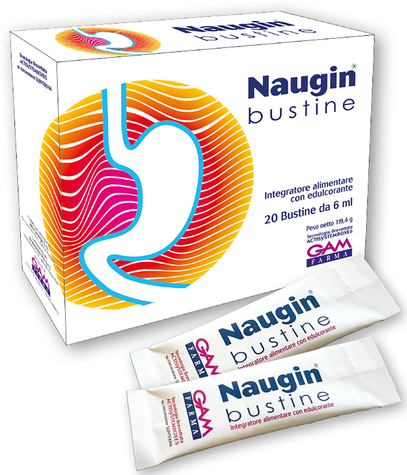 Naugin® Bustine