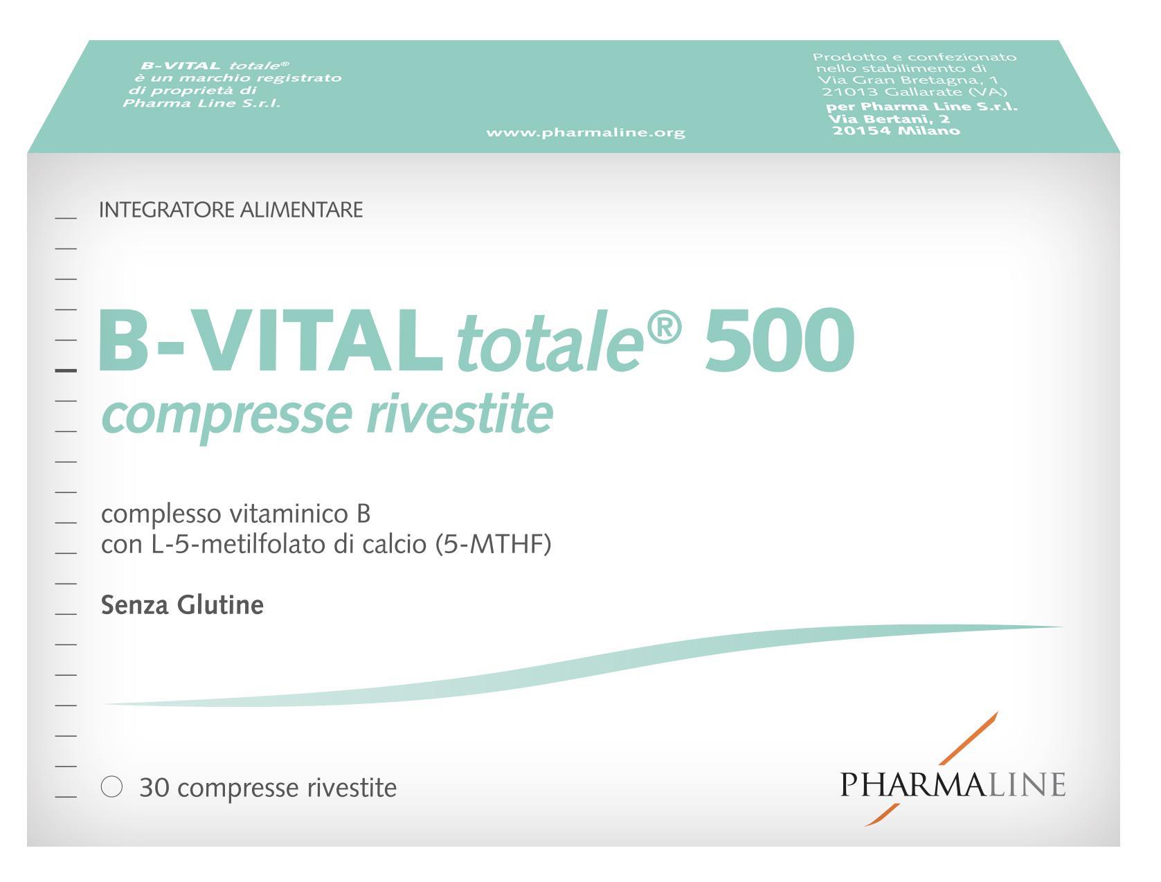 B-VITAL totale®500
