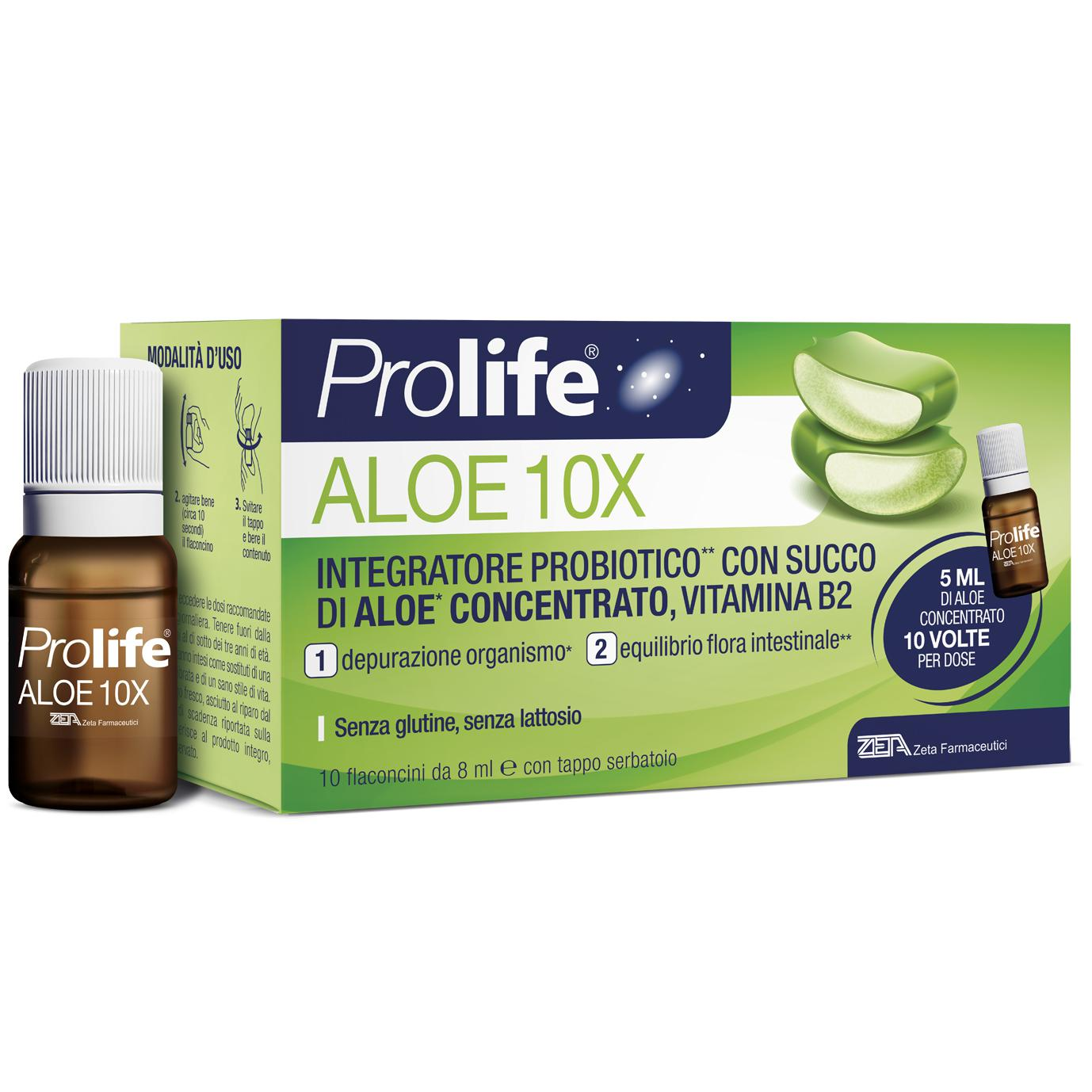 Prolife Aloe 10X