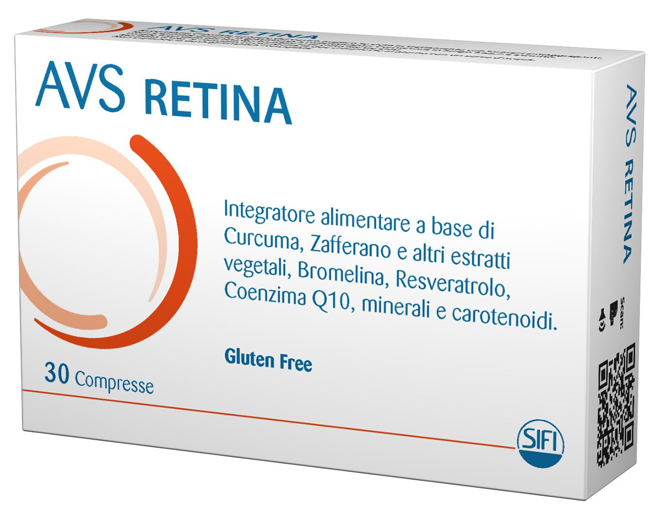 AVS Retina