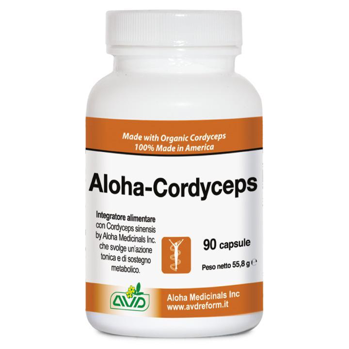 Aloha Cordyceps