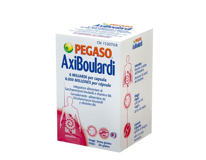 AXIBOULARDI • 12-30-60 Capsule