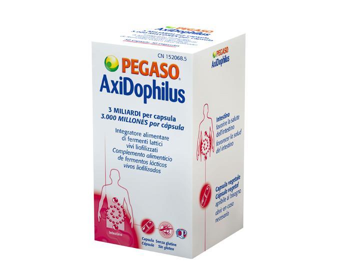 AXIDOPHILUS • 12-30-60 Capsule