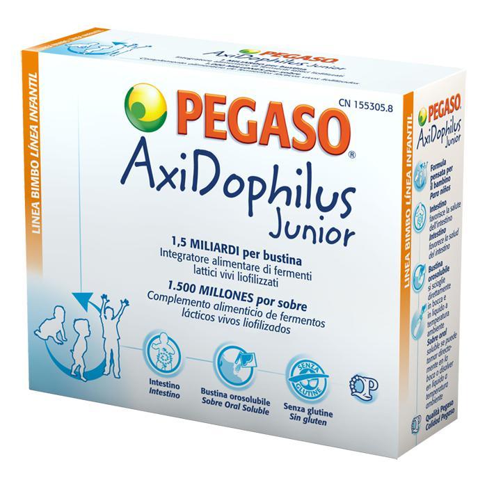 AXIDOPHILUS JUNIOR • 14-40 Bustine Orosolubili