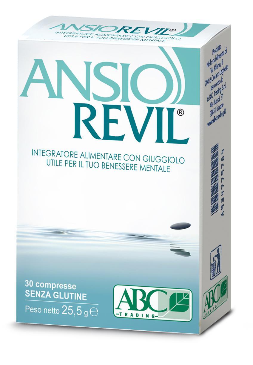 ANSIOREVIL® 30 compresse