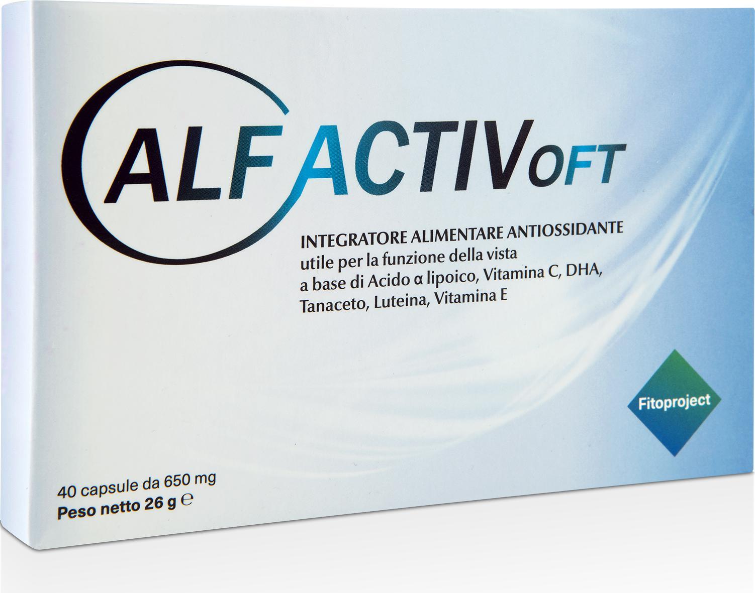 Alfactiv Oft 40 cps