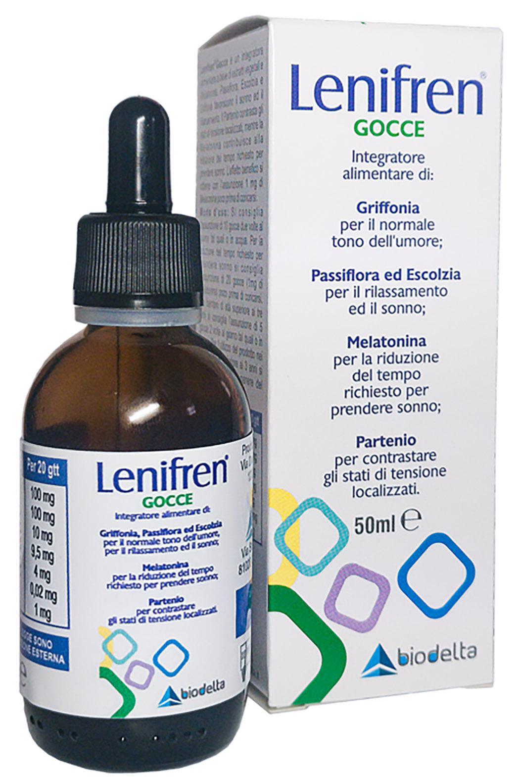 Lenifren® gocce