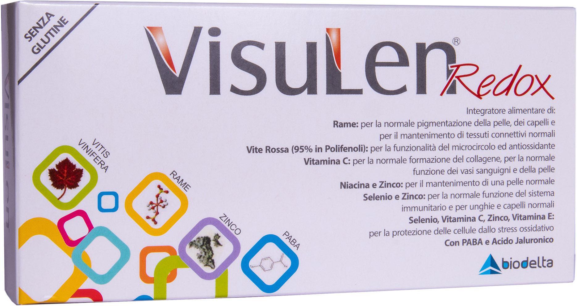 VisuLen® Redox