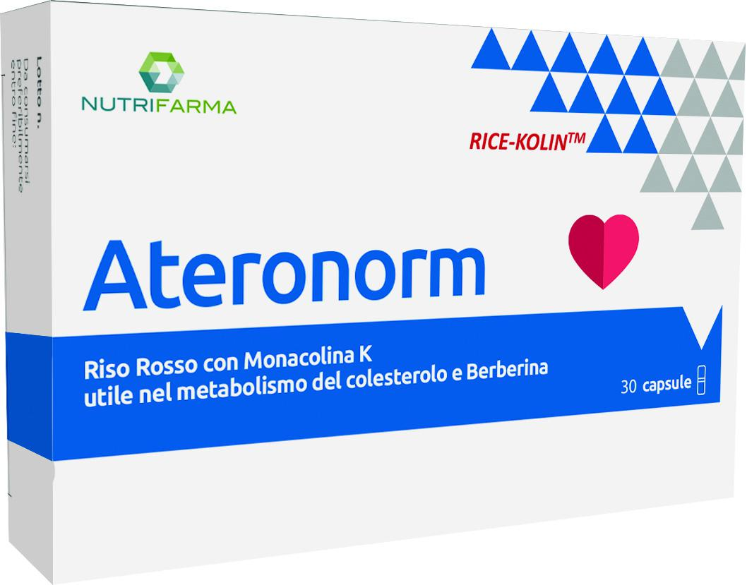 ATERONORM 30/90 cps