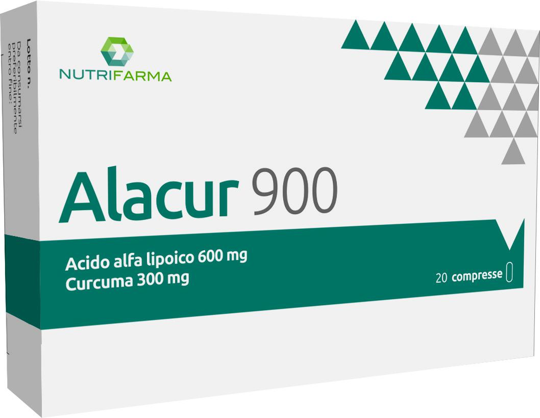 ALACUR 900 20 cpr