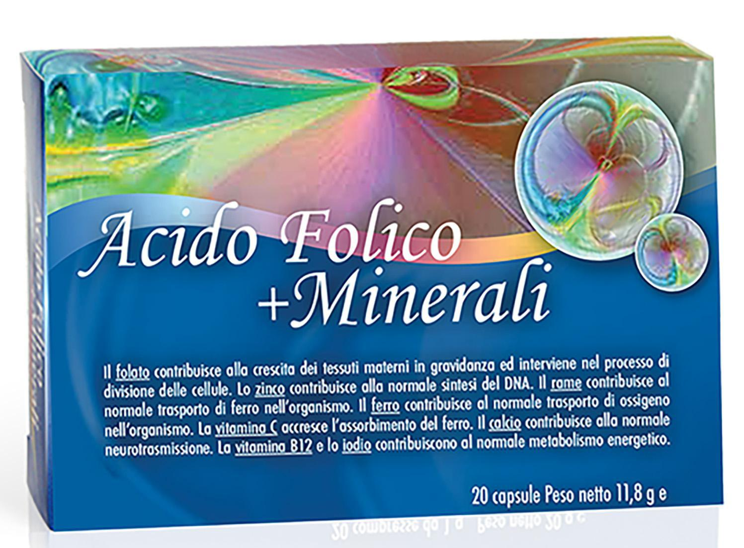Acido Folico + Minerali