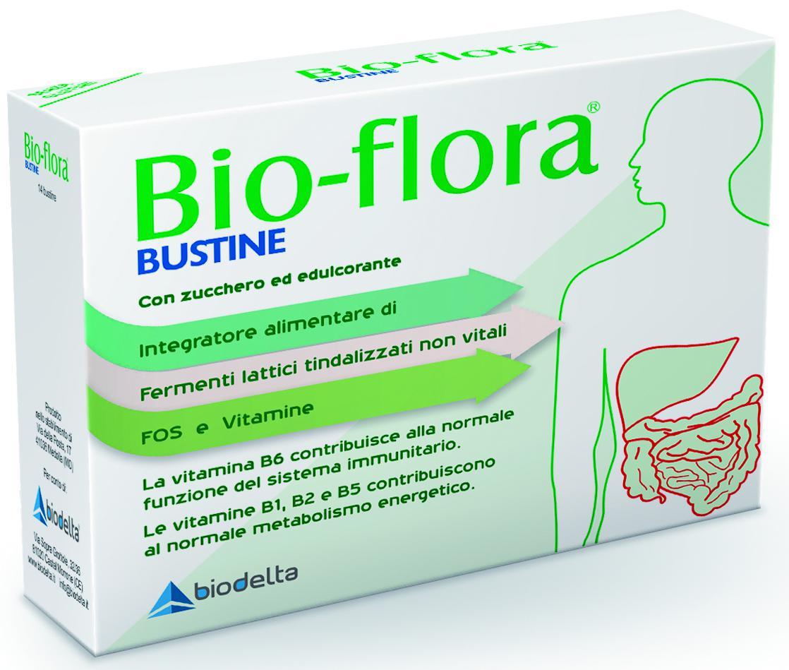 BIO-FLORA® Bustine