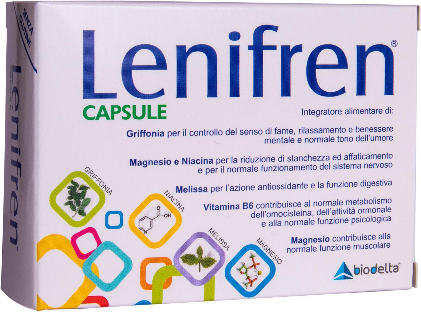 LENIFREN® Capsule